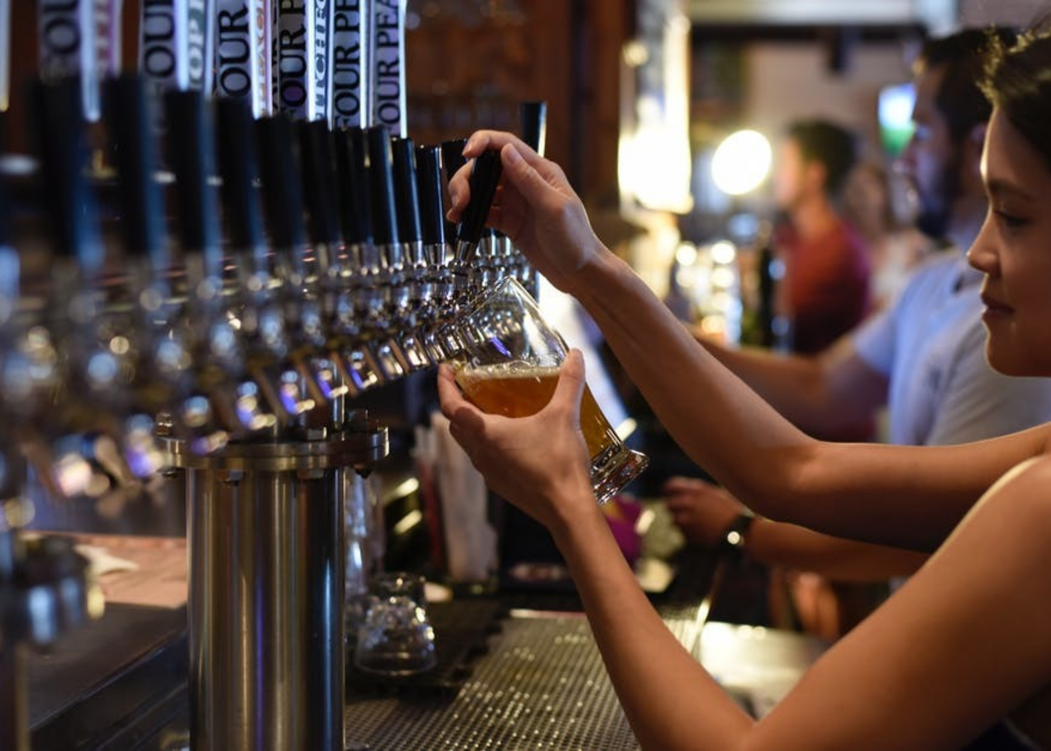 A brief visit to the 3 high-quality Craft Breweries around DFW